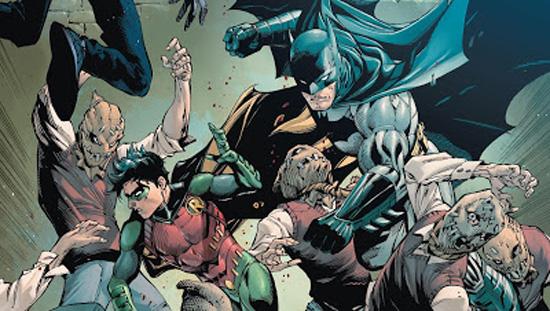Batman & Robin Eternal #1 (2015) - Page 14
