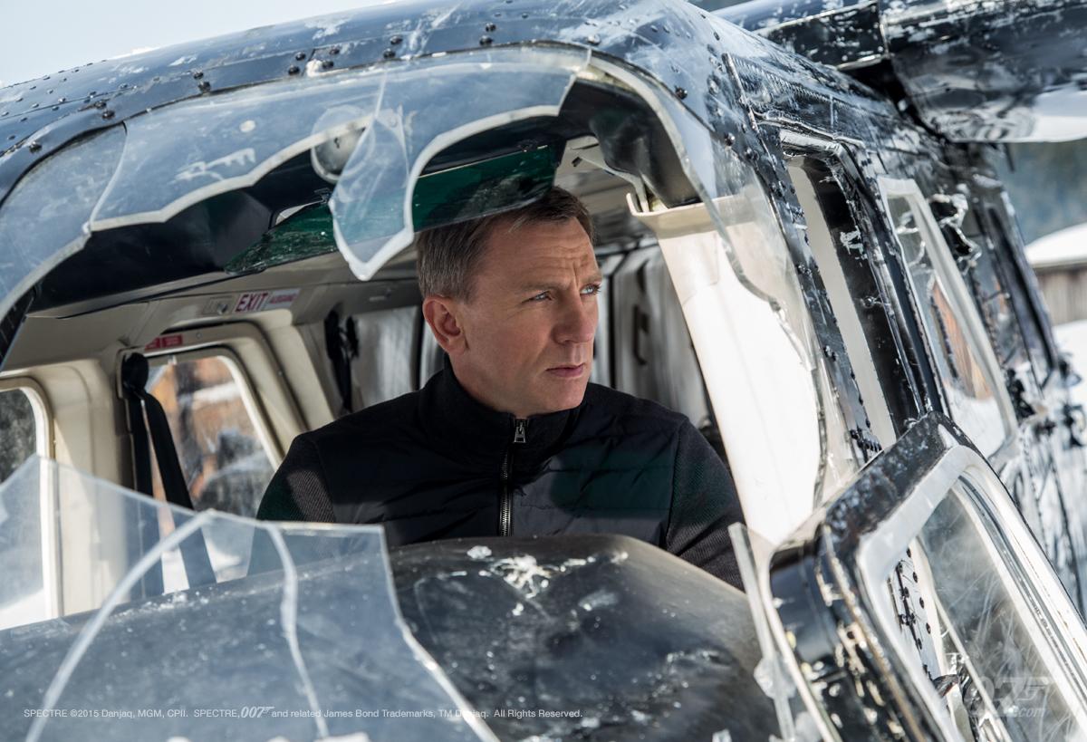 Risultati immagini per 007: spectre film 2015