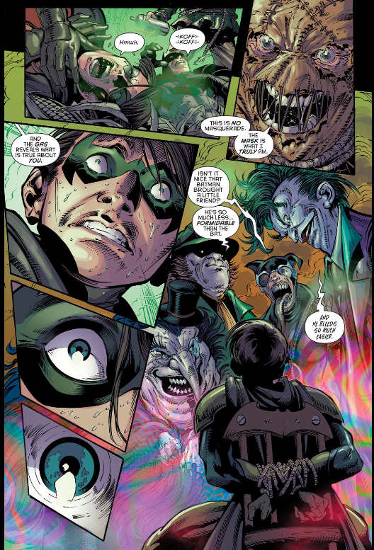 CREDIT: Batman and Robin Eternal #2