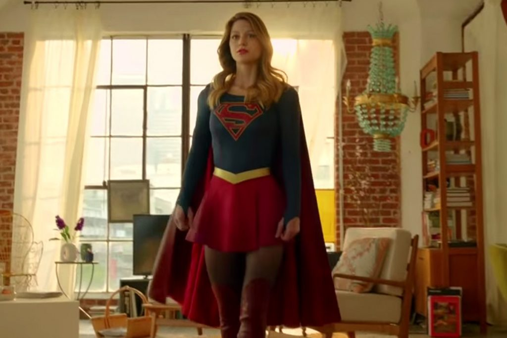 Credit: CBS Supergirl