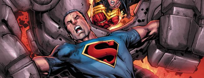 Review: Superman/Wonder Woman #23