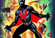 Review: Batman Beyond #1-5