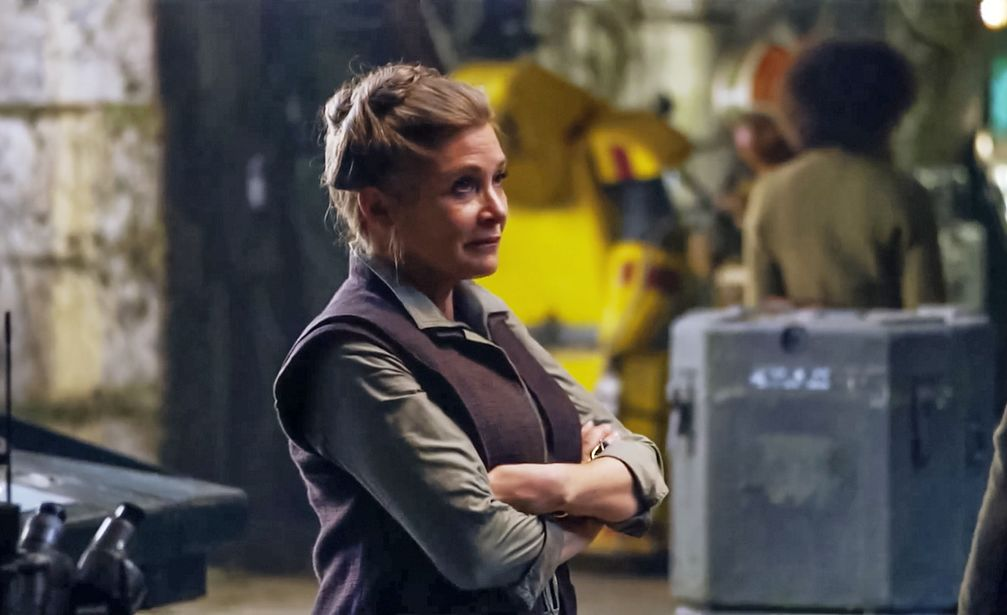 Leia, Star Wars, The Force Awakens, Star Wars Episode VII, General Leia Organa