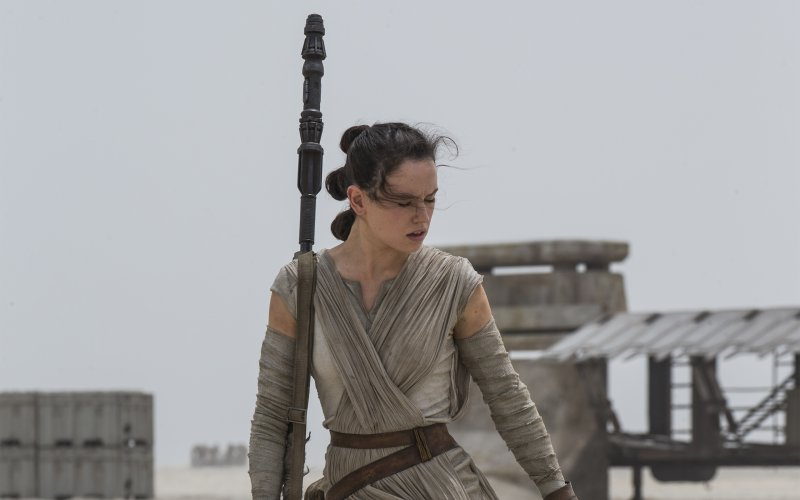 Rey, The Force Awakens, Star Wars, Star Wars Episode VII
