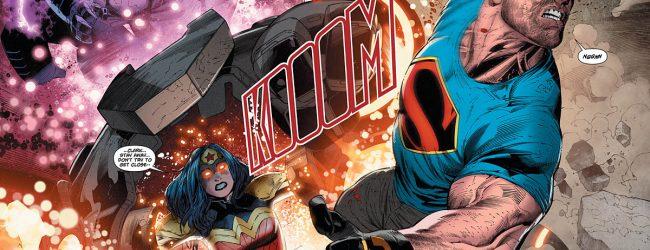 Review: Superman/Wonder Woman #24