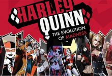 Harley Quinn: The Evolution of Madness