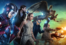 DC's Legends of Tomorrow: They Won't Need Roads
