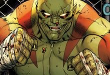 Review: Drax #1