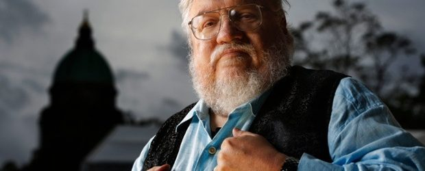 George R R Martin Apologizes For Winds of Winter Delays
