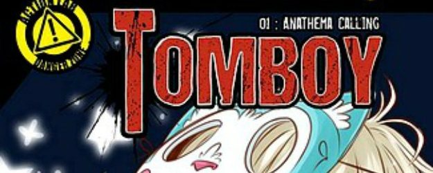Review: Tomboy #1