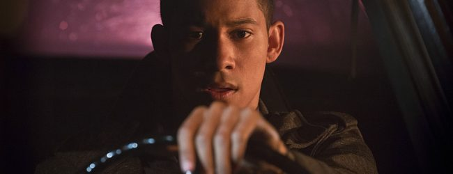 The Flash: Potential Energy Images Feature Wally West