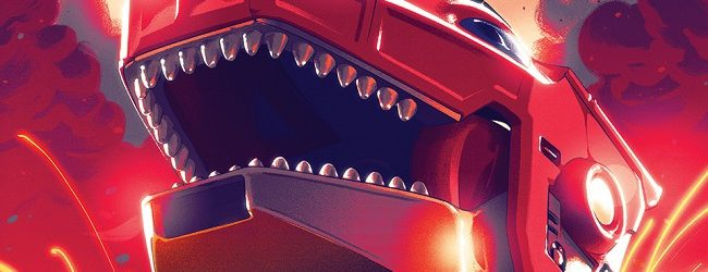 Review: Mighty Morphin Power Rangers #1