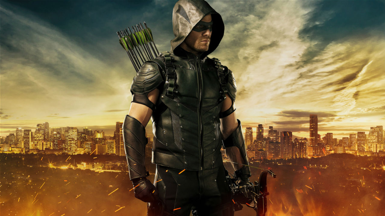 The CW, Arrow Premiere