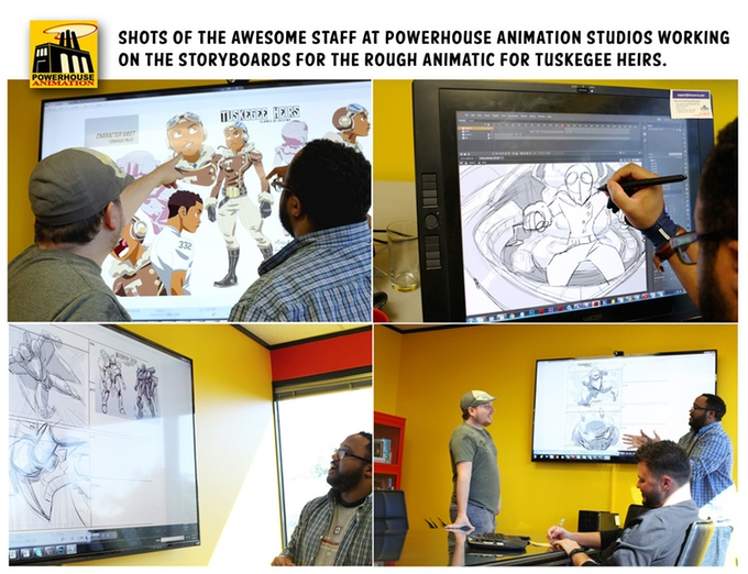 At Powerhouse Animation