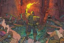 Review: Judge Dredd #4