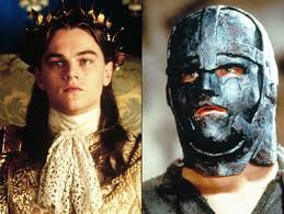 Leo in The Man in the Iron Mask