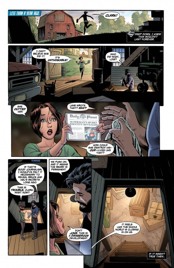 Superman: Lois and Clark #6