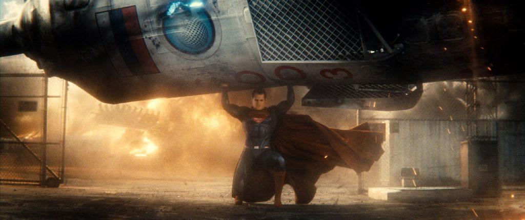 DCEU Superman
