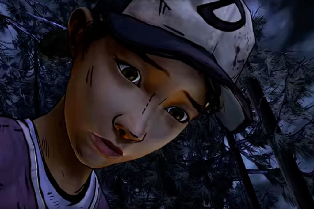 Credit: TellTale Games The Walking Dead Old Clementine