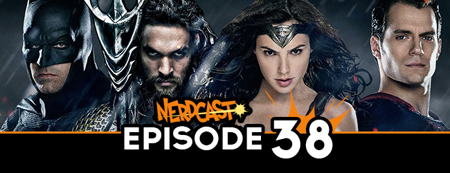 Nerdcast: Episode 38 (Batman v Superman Special)