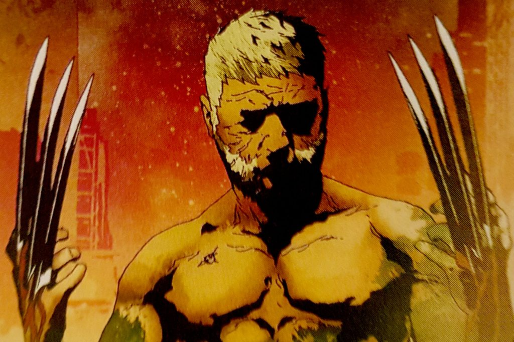 Credit: Marvel Comics Old Man Logan
