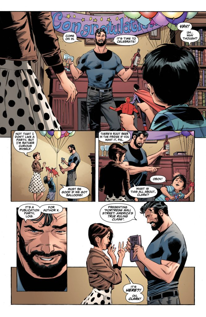 Superman: Lois and Clark #7