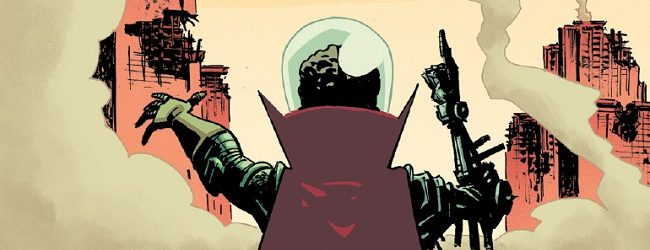 Review: Mars Attacks Occupation #2