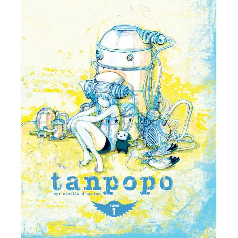 Tanpopo by Camilla d'Errico