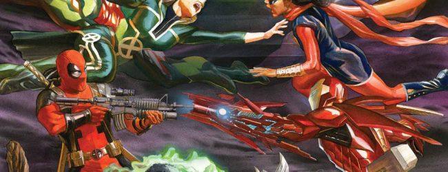 Avenger's Standoff: Uncanny Avengers #7