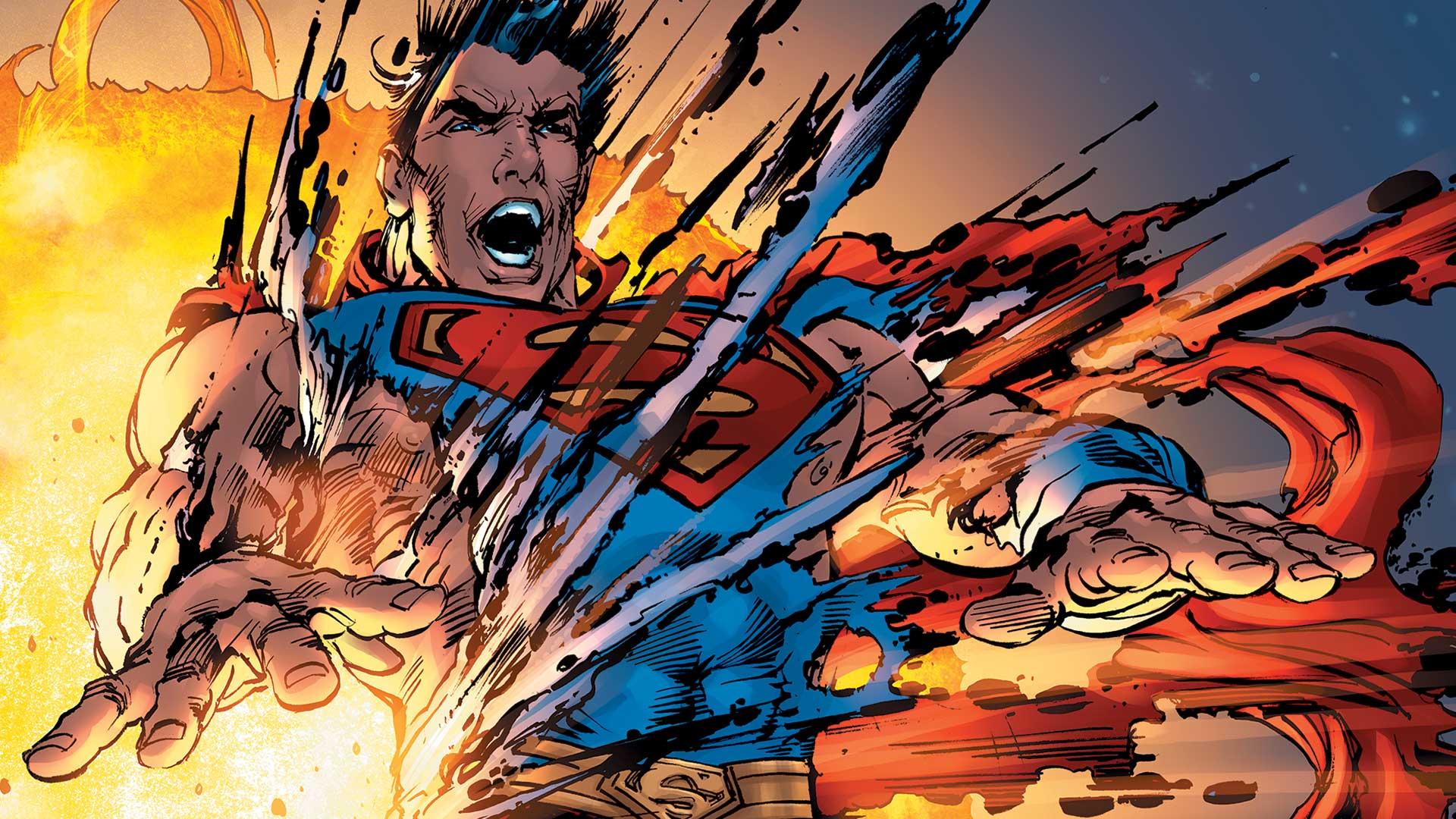 review superman the coming of the supermen 4 comiconverse