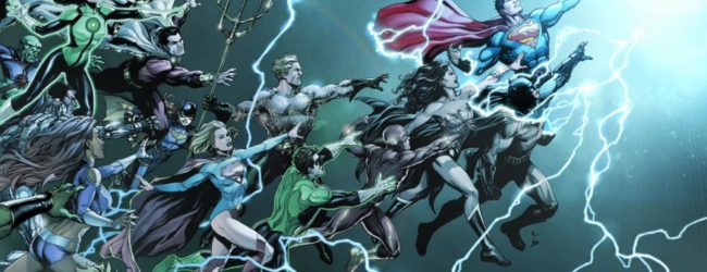 Review: DC Rebirth #1