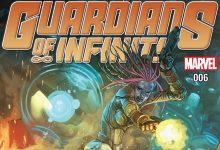 Review: Guardians of Infinity #6