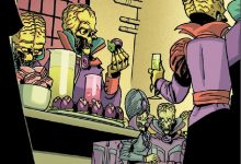 Review: Mars Attacks Occupation #3