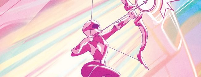 Review: MMPR Pink #1