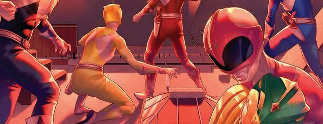 Review: Mighty Morphin Power Rangers #3