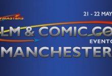 Review: Film & Comic Con Manchester 2016