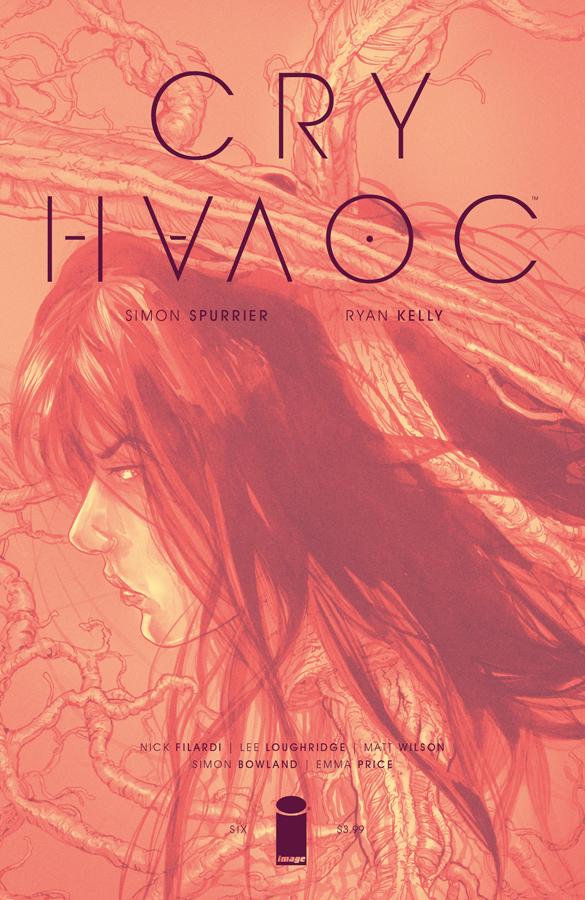 Cry Havoc #6 Art detail