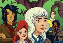 Review: Lumberjanes / Gotham Academy #1