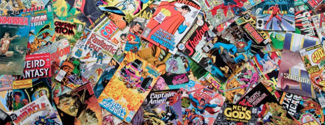 Comic Book Culture Is Alive And Well