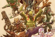 Review: Guardians of Infinity #8