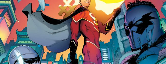 Review: New Super-Man #1
