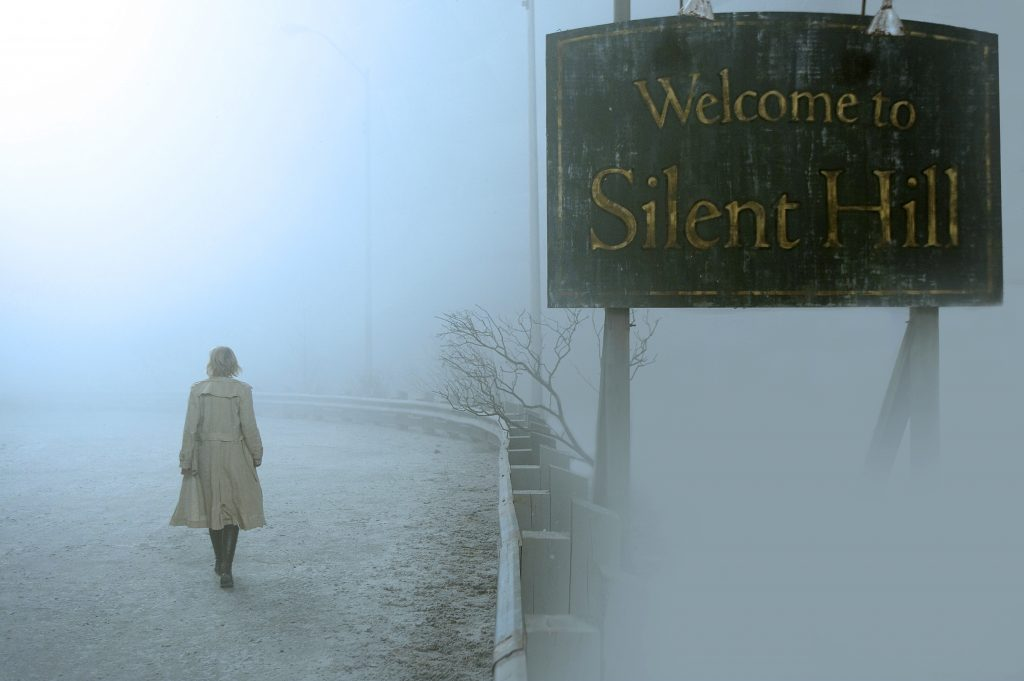 silent hill video games