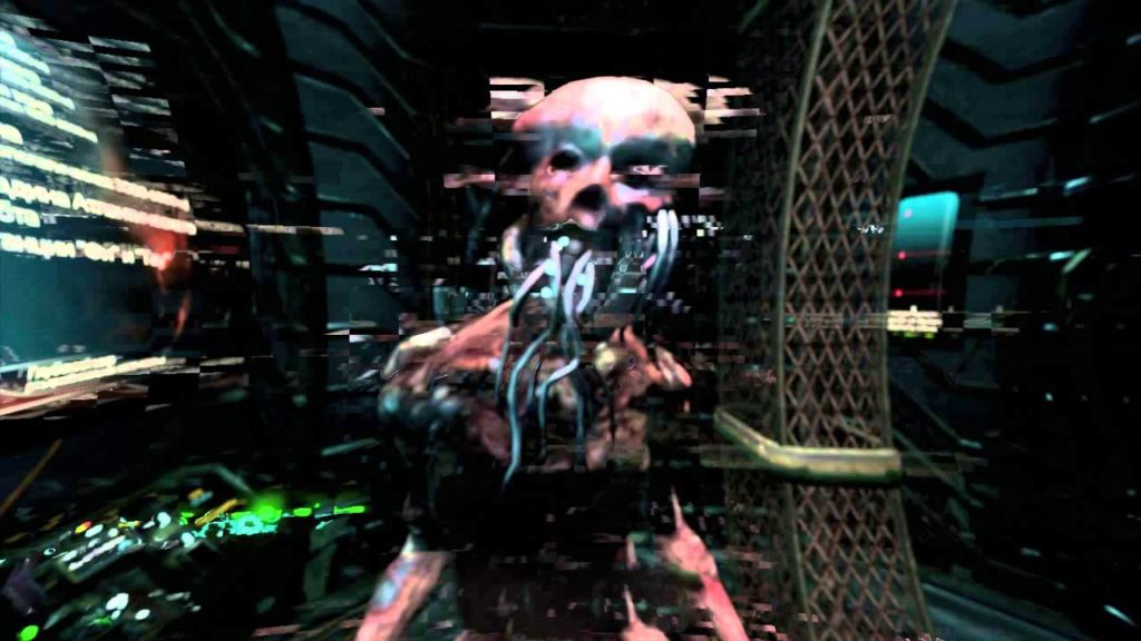If you get this close to a monster, things aren't going to end well for you. Credit: Soma by Frictional Games.