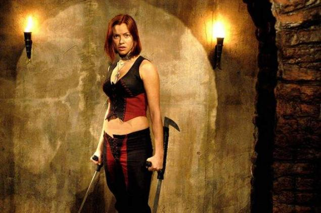 bloodrayne video games