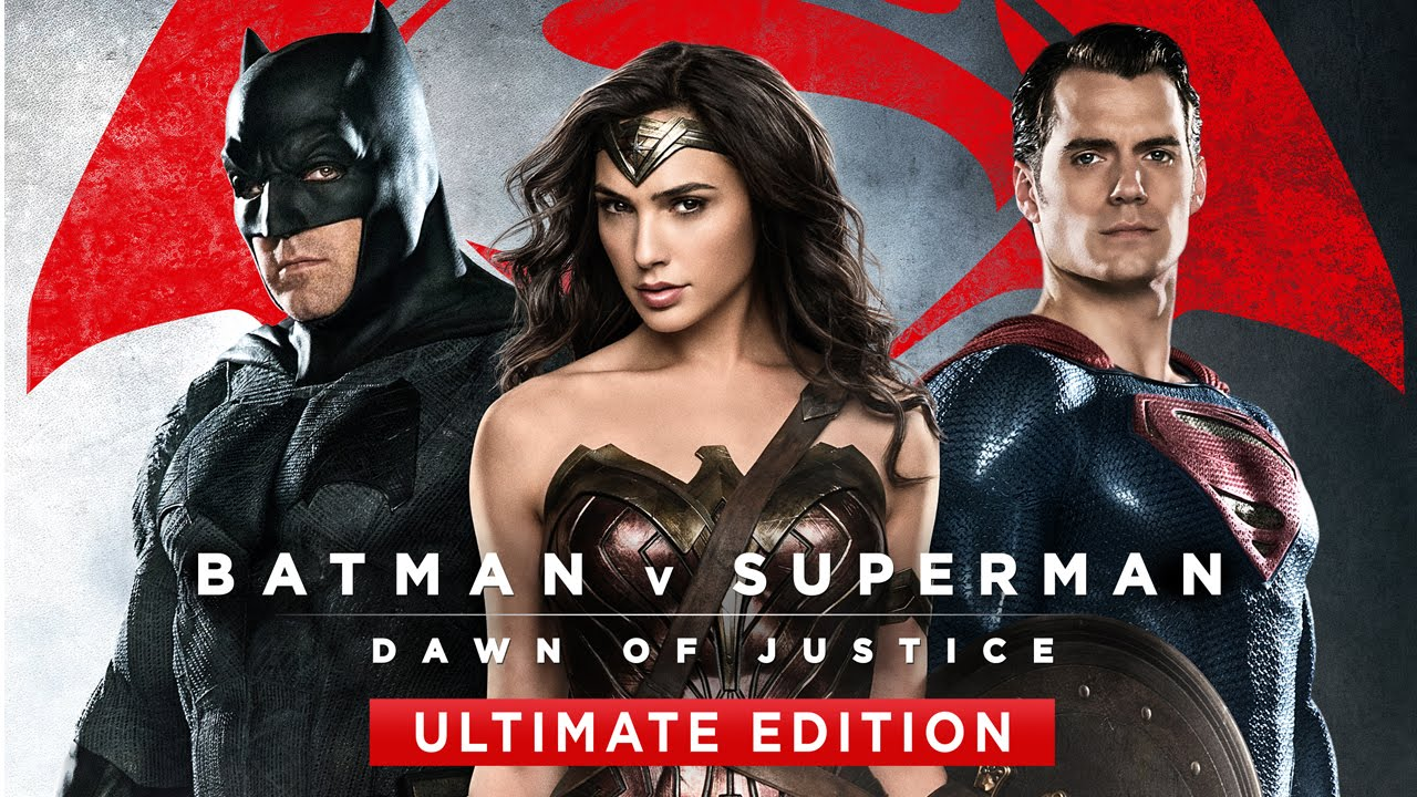 Review: Batman v Superman Ultimate Edition