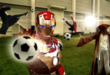 The Superhero Soccer Video That Will Blow Your Mind