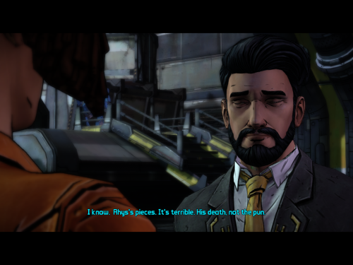 Tales From the Borderlands is one of my favourites - a lighthearted, brilliantly written and genuinely funny Telltale series with a bunch of new gameplay ideas and slick presentation. No knowledge of the Borderlands games required.
