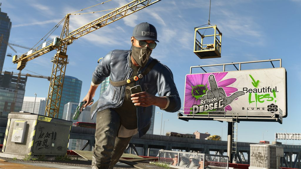 watch dogs 2 Games