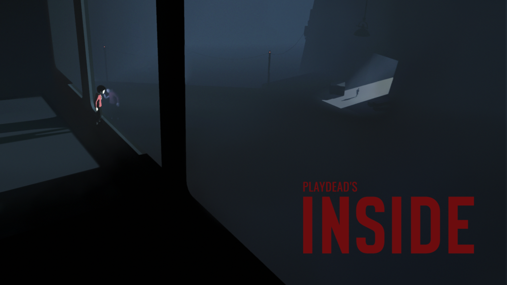 Little bits of polish show the effort put into this game, like the reflections on the windows when you get close. Credit: Playdead