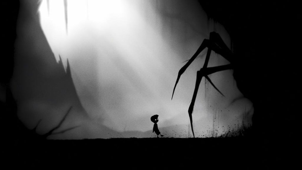 Inside is heavily inspired by Limbo, which as you can see has some pretty disturbing issues of its own. Limbo is brilliant and well worth playing, especially if you like Inside.